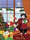Christmas Cats Theme Christmas Decorations V2