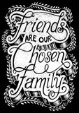 Friends Chosen Family