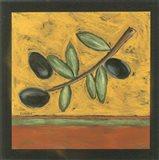 Tuscan Olive Branch I