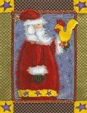 Santa & Bird