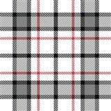 Plaid White