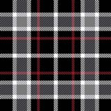 Plaid Black
