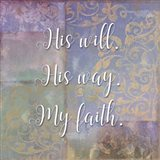 Damask Faith I
