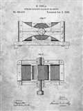 Dynamo Electric Machine or Moto Patent
