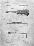 Stratton Guitar Patent