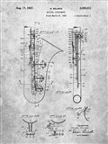 Selmer Musical Instrument Patent