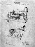 Gramophone Patent