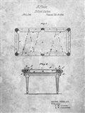 Billiard Cushion Patent