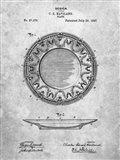 Haviland Plate Patent