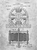 Electro Magnetic Motor Patent