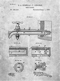 Beer Faucet Patent