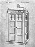 Dr. Who - Police Box