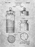 Cocktail Shaker Patent