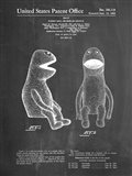 Puppet Doll Patent - Chalkboard