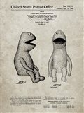 Puppet Doll Patent - Sandstone