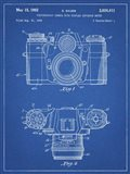 Photographic Camera With Coupled Exposure Meter Patent - Blueprint