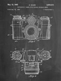 Photographic Camera With Coupled Exposure Meter Patent - Chalkboard