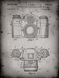 Photographic Camera With Coupled Exposure Meter Patent - Faded Grey