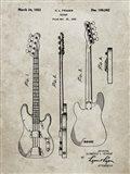 Guitar Patent - Sandstone