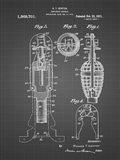 Explosive Missile Patent - Black Grid