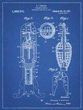 Explosive Missile Patent - Blueprint