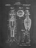 Explosive Missile Patent - Chalkboard