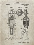Explosive Missile Patent - Sandstone