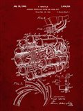 Aircraft Propulsion & Power Unit Patent - Burgundy