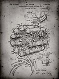 Aircraft Propulsion & Power Unit Patent - Faded Grey