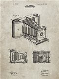 Photographic Camera Patent - Sandstone