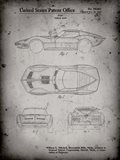 Vehicle Body Patent - Faded Grey