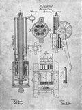 Machine Gun Patent - Slate