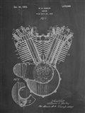 Engine Patent - Chalkboard