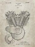 Engine Patent - Sandstone
