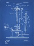 Windmill Patent - Blueprint