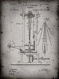 Windmill Patent - Faded Grey