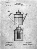 Coffee Percolator Patent - Slate
