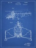 Direct-Lift Aircraft Patent - Blueprint