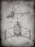 Direct-Lift Aircraft Patent - Faded Grey