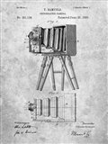 Photographic Camera Patent - Slate