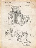Photographic Camera Accessory Patent - Vintage Parchment