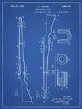Semi-Automatic Rifle Patent - Blueprint