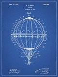 Balloon Patent - Blueprint