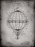 Balloon Patent - Faded Grey