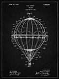 Balloon Patent - Vintage Black