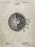 Golf Ball Patent - Sandstone