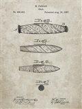 Cigar Patent - Sandstone