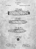 Cigar Patent - Slate