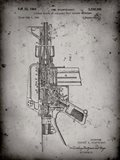 Firearm With Auxiliary Bolt Closure Mechanism Patent - Faded Grey