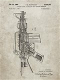 Firearm With Auxiliary Bolt Closure Mechanism Patent - Sandstone
